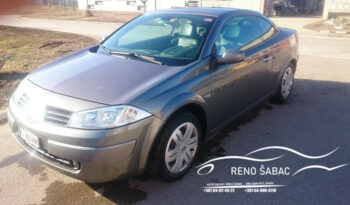 Renault Megane – kompletan auto u delovima full