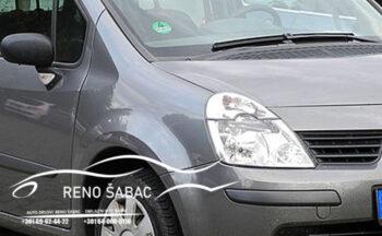 Delovi za Renault Modus