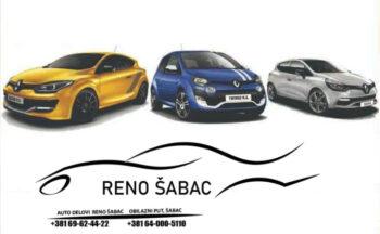 Renault Modus – kompletan auto u delovima