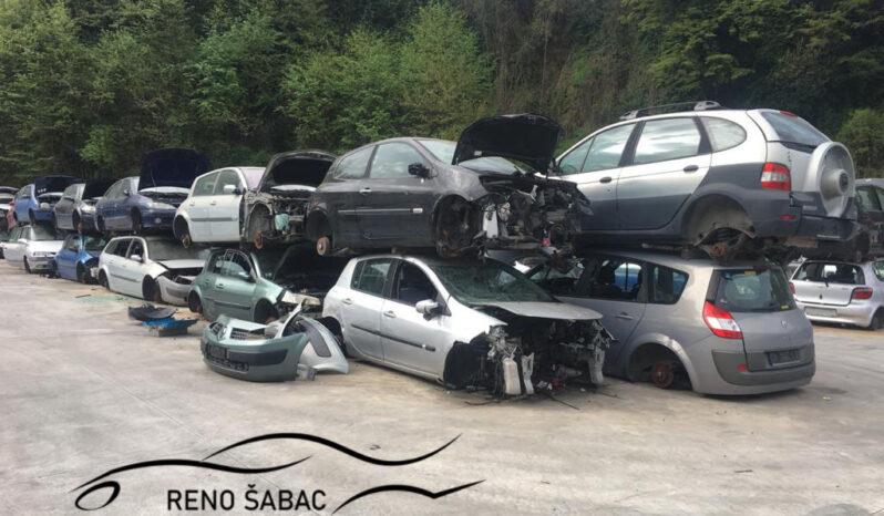 Delovi za Renault Modus full